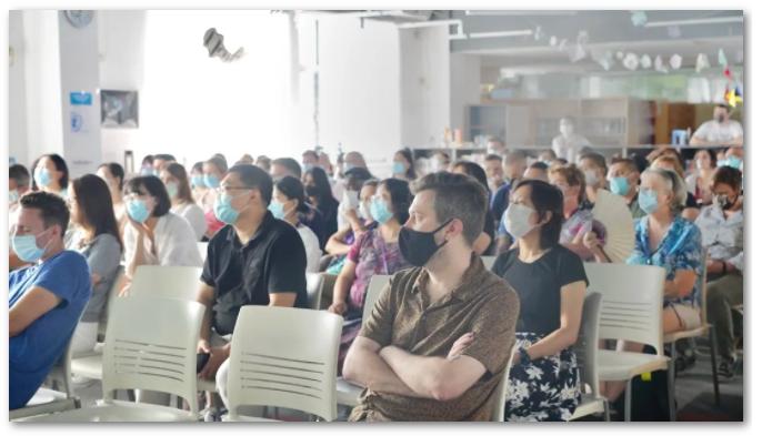 THIS In-Service Week| 清华附中国际部全体教师培训正在进行时!